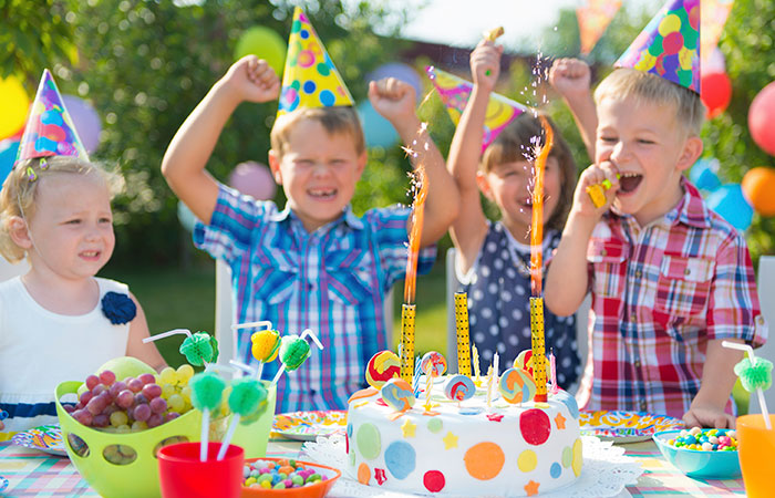 manufacturers of BIRTHDAY PARTY PACKAGE in Kirti Nagar